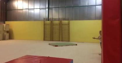 Vidéo gymnastique artistique