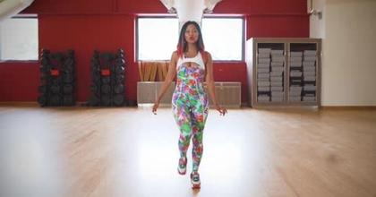 Davina Samba Tutoriels teaser compter en samba