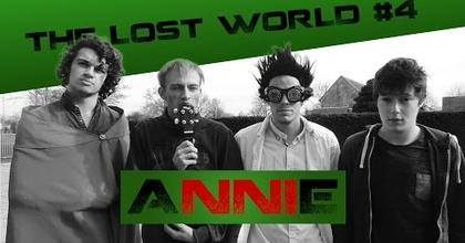 """The Lost World"" #4 - ANNIE - LE GANG DES TOILETTES"