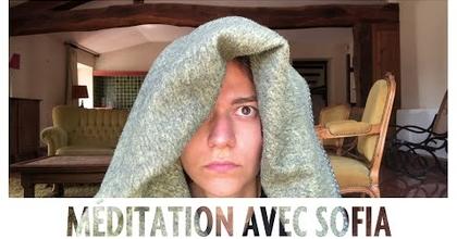 CAS DE CONFINEMENT #33 // MEDITATION AVEC SOFIA