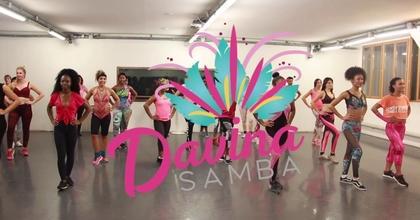 la Samba contre le cancer du sein octobre Rose