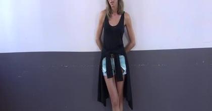Scène filmée par Emmanuelle Bourcy directrice de casting