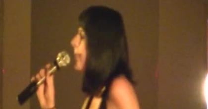 Chanson présentée lors du concours de chant Plain'Chant