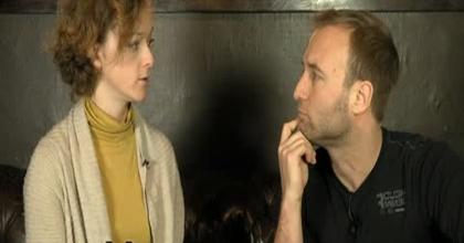 Interview Julie Villers