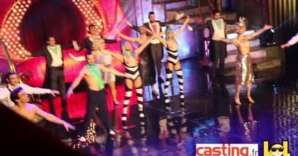 Casting.fr vous présente l'envers du décor du spectacle cabaret événement: The Hole