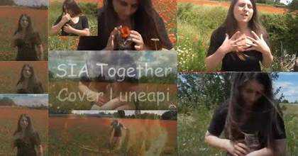 Sia-Together (Cover Luneapi)