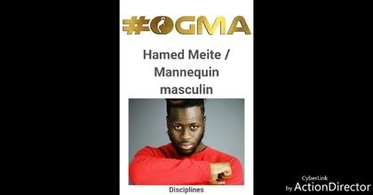 Hamed Meite Mannequin international Shooting 2017-2018 #OGMA