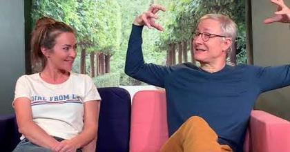 Emmanuelle Boidron et Alexandre Pesle nous parle de leur nouveau spectacle Le Switch!