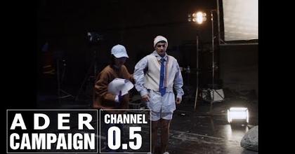 ADER CAMPAIGN / CHANNEL 0.5 / 2019 Fall/Winter 'Film in Fashion' Campaign