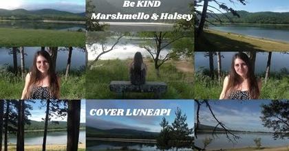 Marshmello & Halsey - Be Kind ( Cover Luneapi)