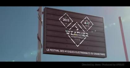 Weather Festival 2015: teaser