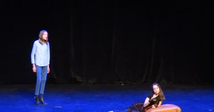 Pièce de Théâtre groupe adolescents
