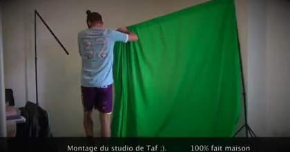 Petit studio personnel