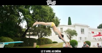 """Rôle (Alex jeune ) dans le film : """" Just a Gigolo """" d'Olivier Baroux et Kad Merad"""
