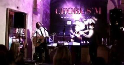 Chorus'M au El Theatris Bar - Wake me up (COVER AVICII)
