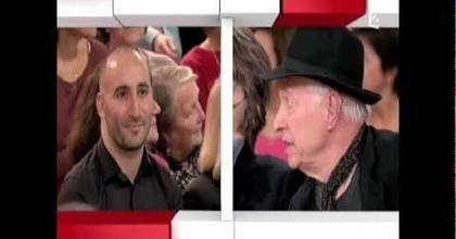 """Le libanais et monsieur Yves Chez Drucker """"Vivement dimanche"""""""