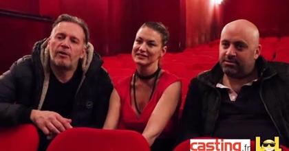Interview de Jean-Michel Maire, Marion Dumas, Patrick Veisselier pour le spectacle le Réveillon - 2