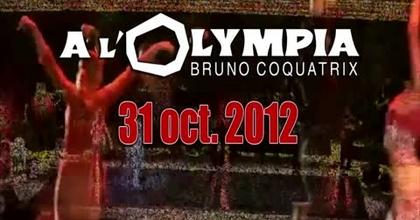 Chico fait  L'Olympia le 31 octobre a 20H30