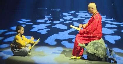 Le Cirque Phénix présente sa nouvelle création: Le petit dragon