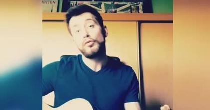 Guitare et chant #chipmunk