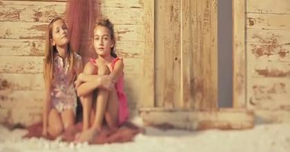MASSIMO DUTTI Boys&Girls S/S 2014