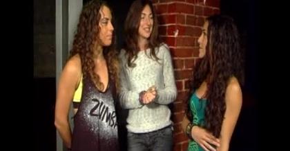 Interview Mila Teixeira et Johanna Teixeira