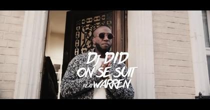 Dj Did Ft. Warren - On se suit