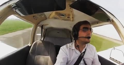 Pilote d'avion