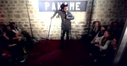 Lenny Harvey: Finaliste du concours Talent Show
