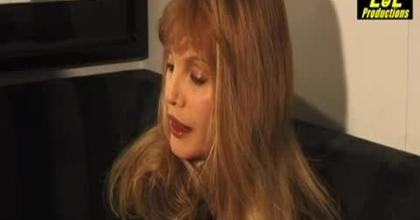 Interview d'Arielle Dombasle