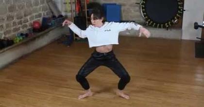 Danse hip-hop contemporain Clara Martone