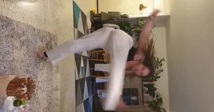 Exercice taekwondo