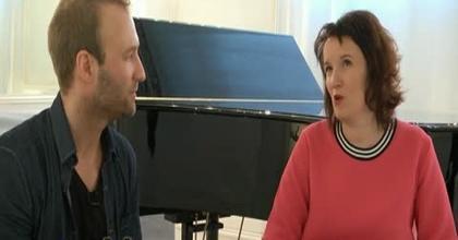 Interview d'Anne Roumanoff