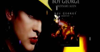 Le chanteur Boy Georges est de retour avec un nouvel album !