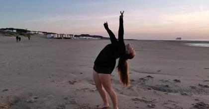 Impro Danse / Danse avant que le soleil ne se couche