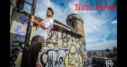 NICO PIRES. DIABOLO ARTIST