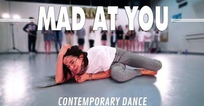 MAD AT YOU - Noah Cyrus | Contemporary Dance | Choreography Sabrina Lonis