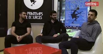 Casting.fr était au Printemps de Bourges et a interviewé pour vous, le groupe: Mashrou'Leila