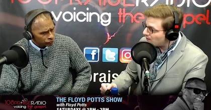 FacePinPoint - 108praiseshow - Floyd Potts - Atlanta - March 10th 2018