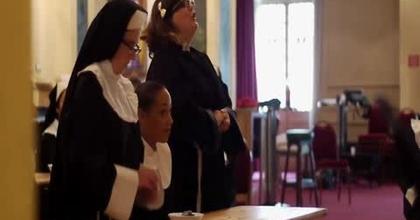 Les répétitions de Sister Act !
