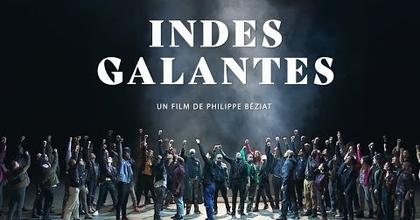 INDES GALANTES de Philippe Béziat - Bande-annonce