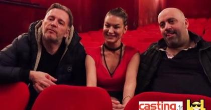 Interview de Jean-Michel Maire, Marion Dumas, Patrick Veisselier pour le spectacle le Réveillon - 4