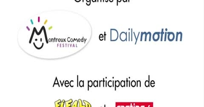 Participe au concours du Montreux Comedy Festival !