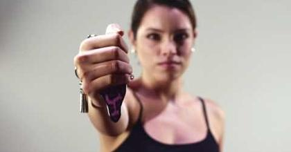 MUNIO Designer Self Defense Keychain TV Commercial