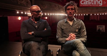 Interview Baptiste Lecapalain et Lucien Jean-Baptiste