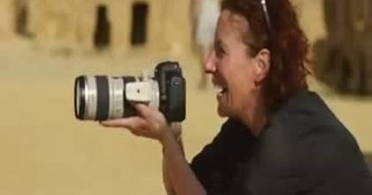 Les Aventuriers du Ksar perdu - Making Of shooting Babybook
