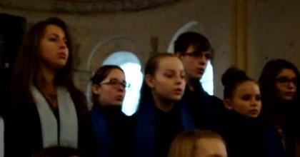 Extrait concert chorale 15/02/15