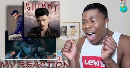 Andi Bernadee - Shimmy [MV REACTION]