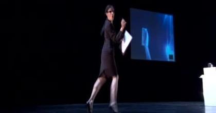 """Gagnez vos places pour """" la tentation d'Eve"""" spectacle solo de Pietragalla"""