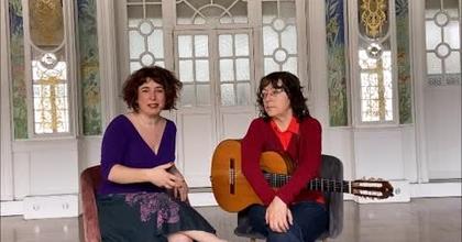 Interview d'Aurélie&Verioca au Salon des Miroirs, découvrez leur histoire, leur passion.